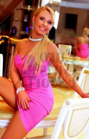 Faouzia escort girl