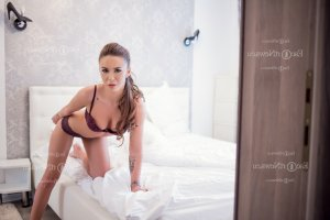 Athena female escort girl