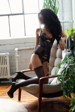 Anissa live escort in Sharon